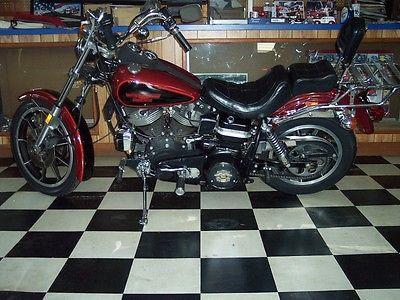 Harley-Davidson : Other 1981 harley davidson fxs dyna