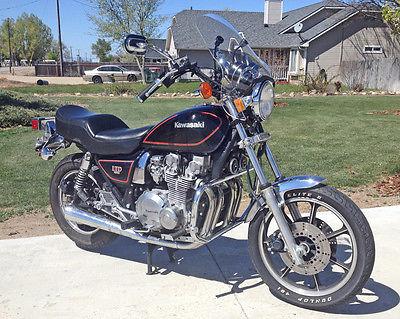 1982 Kawasaki 1000 Ltd Motorcycles for sale