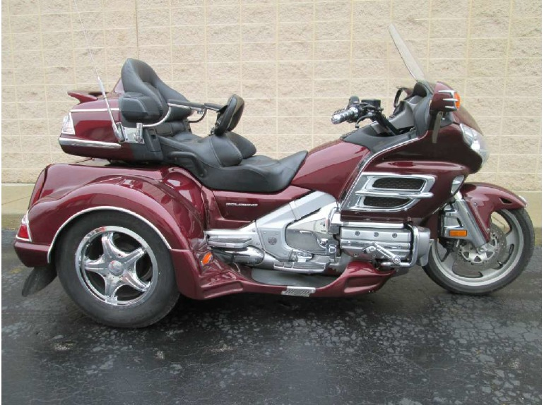 Lehman Trike Monarch Ii For Gl1800 Gold Wing Motorcycles for sale