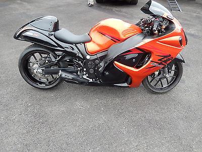 2008 Suzuki Hayabusa Gsxr 1300 Motorcycles For Sale