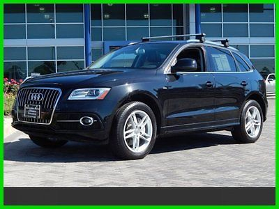 Audi : Q5 3.0T Premium Plus 2013 3.0 t premium plus used 3 l v 6 24 v automatic all wheel drive suv premium