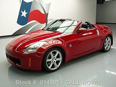 nissan 350z texas cars for sale. Black Bedroom Furniture Sets. Home Design Ideas