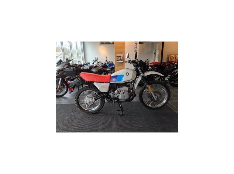 1986 BMW R80GS