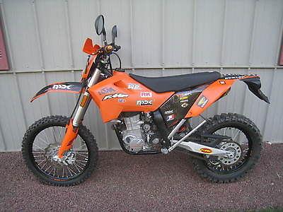 KTM : EXC 2009 ktm exc 530 dual sport 900 miles enduro ktm 530 exc 530 xr xl crf drz