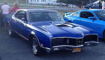 Mercury : Other Cyclone GT 1970 mercury cyclone gt