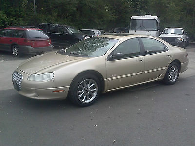 Chrysler : LHS Base Sedan 4-Door 1999 chrysler lhs leather super clean runs great