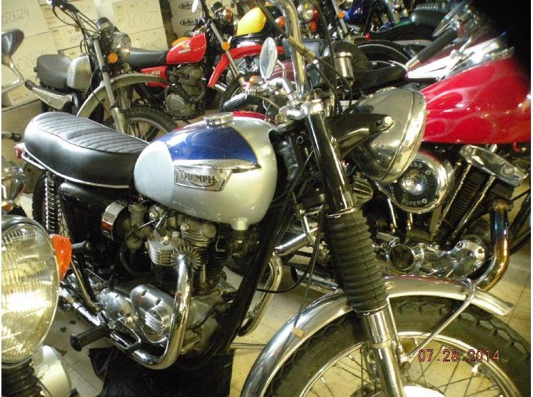1969 Triumph Bonneville