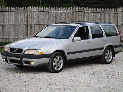 Volvo : V70 XC SE AWD 2000 volvo v 70 xc awd low miles 69 k rust free southern car