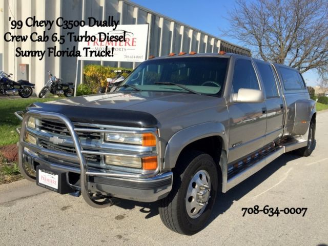 Chevrolet : C/K Pickup 3500 4dr 168.5