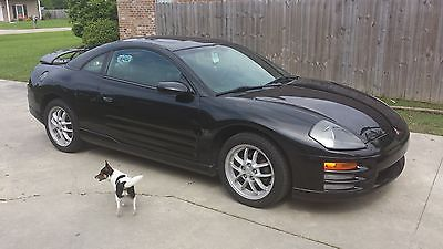Mitsubishi : Eclipse GT Coupe 2-Door 2001 mitsubishi eclipse gt coupe 2 door 3.0 l