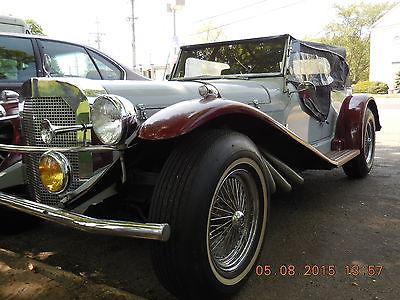 Replica/Kit Makes : Mercedes Benz SSK Gazelle Replica 2 Door Convertible 1929 mercedes benz ssk gazelle replica