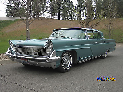 Lincoln : Mark Series Mark IV 1959 lincoln mark iv continental original antique hard top no post 1958 1957
