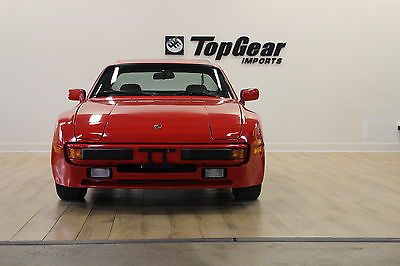 Porsche : 944 Porsche  1984 porsche 944 low mileage example