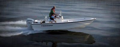 2012 Triumph 170 CC Fishing Boat