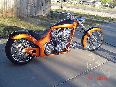 Custom Built Motorcycles : Pro Street SELL TRADE 2014 CUSTOM PRO STREET CHOPPER 113ci EL BRUTO 6 SPEED HARLEY BIG DOG