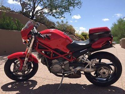 Ducati : Monster 2007 ducati monster s 2 r 800