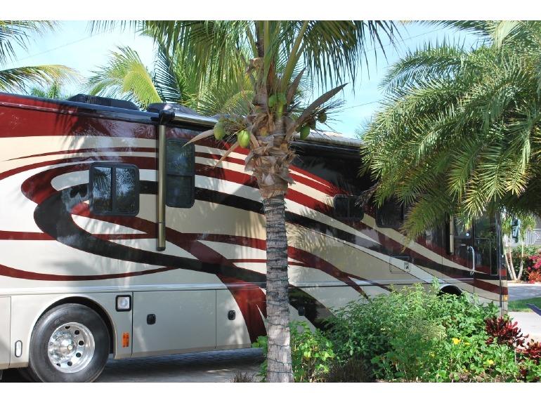 2007 American Coach 40ft. Luxury Coach