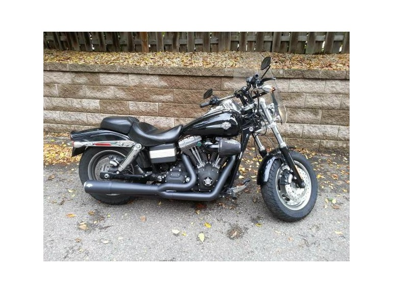 Dyna Motorcycles For Sale Minnesota >> Harley Fat Bob Dyna motorcycles for sale in Minnesota