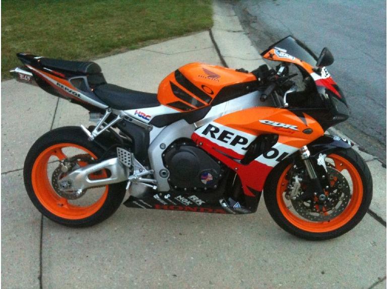 2007 Honda Cbr 1000RR REPSOL