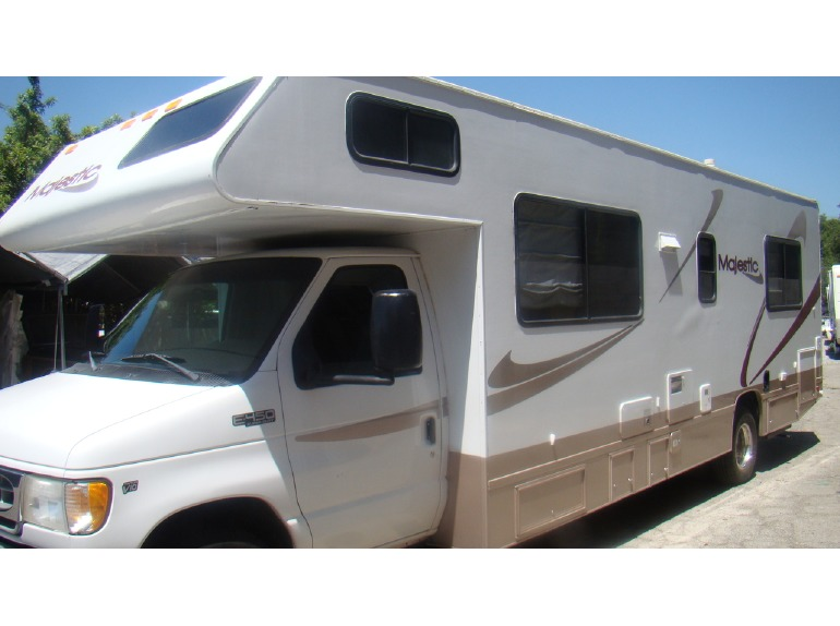 Thor Motor Coach Four Winds Majestic 28a Rvs For Sale