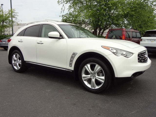 Infiniti : FX RWD 3.5 l rwd nav deluxe touring premium package two owner low mileage