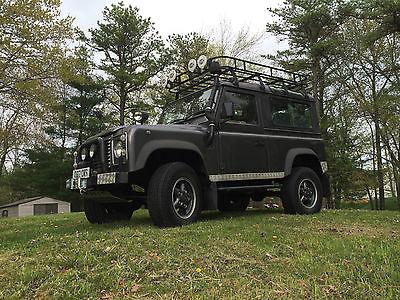 Land Rover : Defender 90 1987 land rover defender 90 rhd