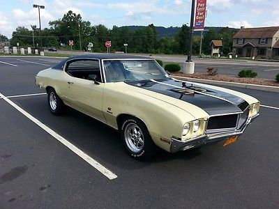 Buick : Skylark GS clone 1970 buick gs stage 1 clone 442 ci big block 4 speed muncie 8.5 10 bolt
