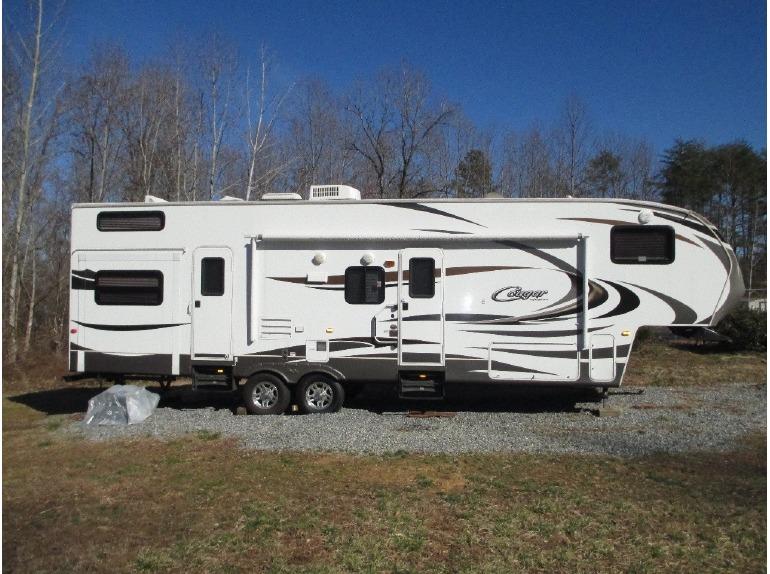2012 Keystone Cougar 324 LOFT