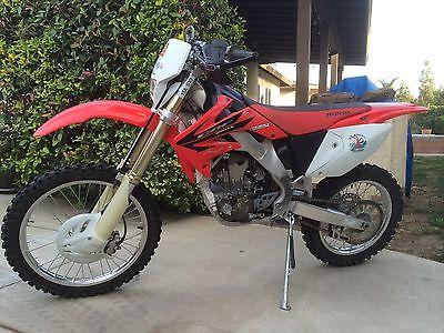 Honda : CRF 2006 honda crf 250 x