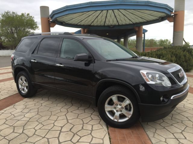 GMC : Acadia FWD 4dr SLE2 2011 gmc acadia sle 2 clean clear title low miles reverse camera third row seats