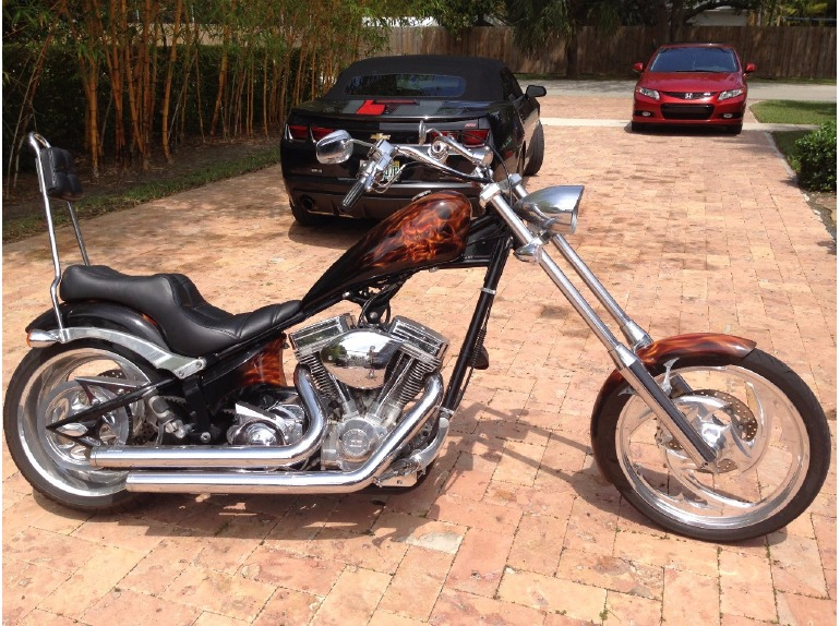 big dog chopper motorcycles for sale in miami florida. Black Bedroom Furniture Sets. Home Design Ideas