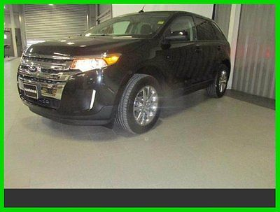 Ford : Edge SEL, NAV, PANO ROOF, LEATHER, RR CAM, FORD CPO 2013 ford edge nav pano roof leather rr camera 22 k mi ford cpo clearance