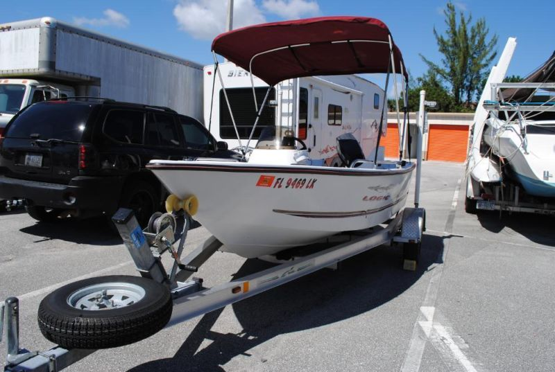 17' boat that you can pull with your 4 cyl car