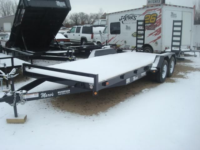 LIBERTY 82X20 CARHAULER 5200# AXLES