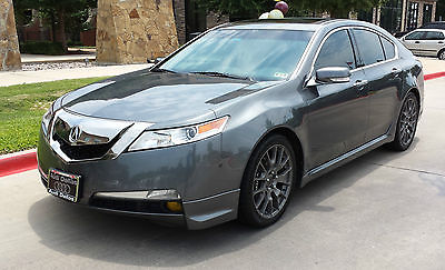 Acura : TL TECHNOLOGY 2011 acura tl s w technology 8 k in extras must see this one