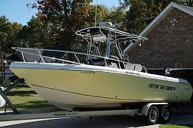 Rare 06 Sea Chaser Boat only 13 hours Make Offer