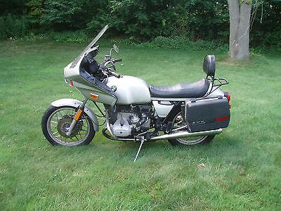 BMW : R-Series 1982 bmw r 100 t motorcycle 4000