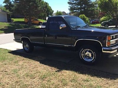 1988 chevy silverado cars for sale. Black Bedroom Furniture Sets. Home Design Ideas