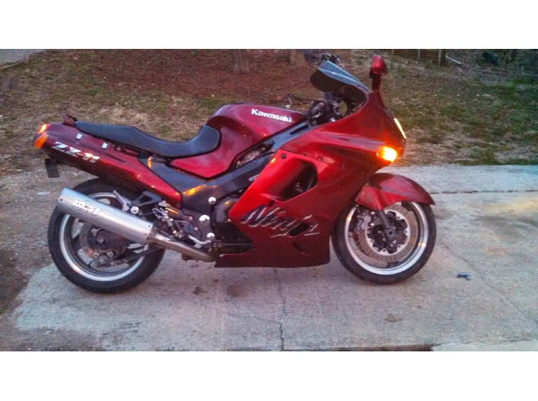 Kawasaki Ninja Zx For Sale