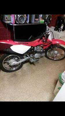 Honda : CRF HONDA CRF100