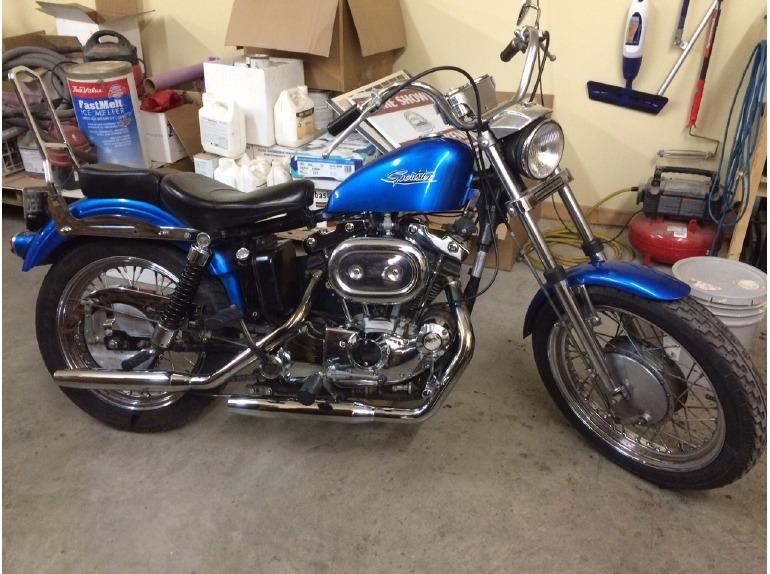 1972 Harley Davidson Xlch Motorcycles Sale Sportster 1000 Pictures