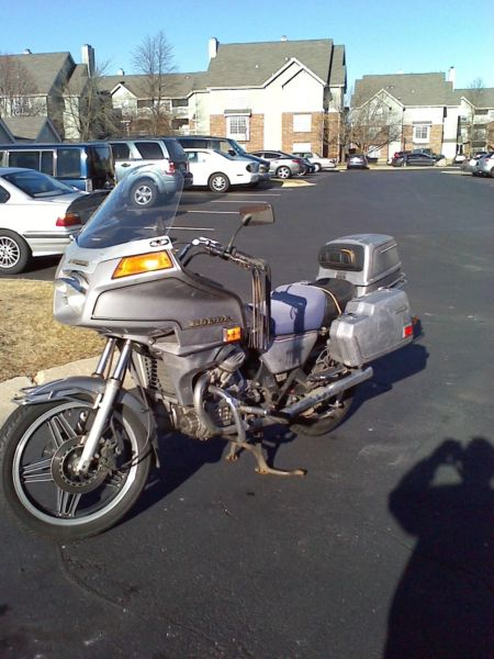 1982 Honda Silverwing GL500