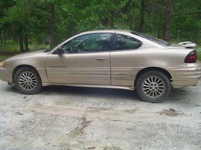 Pontiac : Grand Am SE 2001 pontiac grand am se coupe