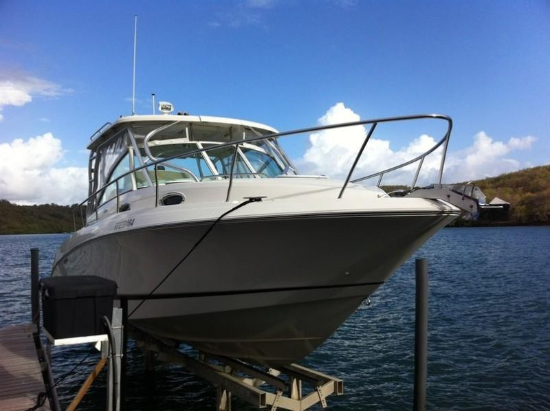 2011 Wellcraft 340 Coastal / THIS BOAT IS LOCATED IN MARTINIQUE