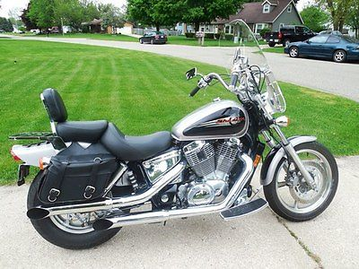2000 Honda Shadow 1100 Motorcycles For Sale