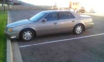Cadillac : DeVille Sedan Beautiful Cadillac Deville Must Go!