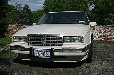 Cadillac : STS YP6 VERY RARE 1988 Concept Car for 1989 Debut of Cadillac STS