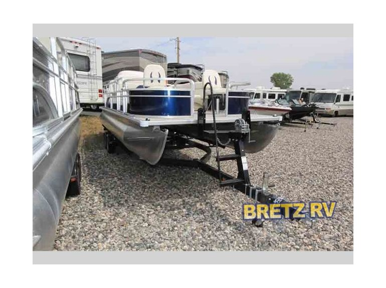 2014 Sun Chaser Oasis Fish 822 Four Point