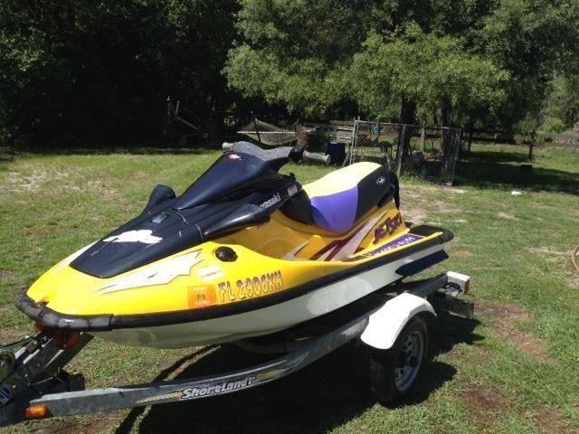 Kawasaki 1100 Zxi Boats for sale