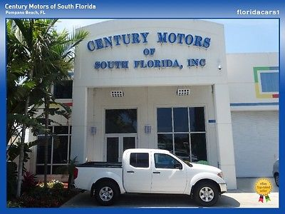 Nissan : Frontier PU SE NIADA Certified CarFax 1 Owner Clean CarFax 1 Owner Low Miles tow package  Power Brake Cloth Warranty 2WD